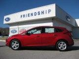 2012 Red Candy Metallic Ford Focus SE Sport 5-Door #59242547
