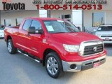 2007 Radiant Red Toyota Tundra SR5 Double Cab #59242526
