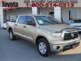 2010 Sandy Beach Metallic Toyota Tundra CrewMax #59242525