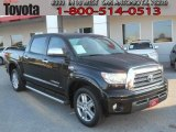 2008 Black Toyota Tundra Limited CrewMax #59242523