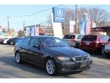 2006 Sparkling Graphite Metallic BMW 3 Series 330xi Sedan #59242522