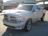 2012 Bright Silver Metallic Dodge Ram 1500 Sport Crew Cab #59242947