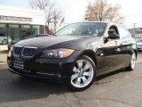 2007 Black Sapphire Metallic BMW 3 Series 335xi Sedan #59242490