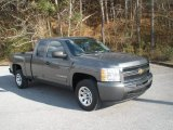 2011 Taupe Gray Metallic Chevrolet Silverado 1500 LT Extended Cab #59243311