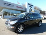 2008 Carbon Black Metallic Buick Enclave CXL AWD #59242912