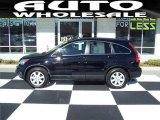 2009 Crystal Black Pearl Honda CR-V EX-L #59242907