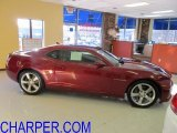 2010 Red Jewel Tintcoat Chevrolet Camaro SS Coupe #59243290