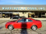 2010 Sangria Red Metallic Ford Fusion SEL #59242874
