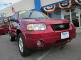 2006 Redfire Metallic Ford Escape Limited 4WD #59243266