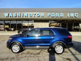 2011 Kona Blue Metallic Ford Explorer XLT 4WD #59242862