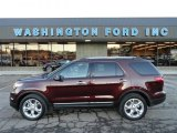 2012 Cinnamon Metallic Ford Explorer Limited 4WD #59242857