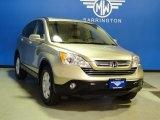 2008 Borrego Beige Metallic Honda CR-V EX-L 4WD #59242398