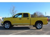 2007 Dodge Ram 1500 Detonator Yellow