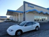2003 Olympic White Chevrolet Cavalier Coupe #59243192
