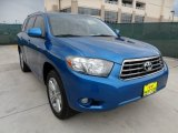 2008 Blue Streak Metallic Toyota Highlander Sport #59242764