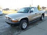 2004 Light Almond Pearl Metallic Dodge Dakota SXT Club Cab 4x4 #59242738