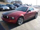 2005 Redfire Metallic Ford Mustang V6 Premium Coupe #59242707