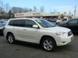2010 Blizzard White Pearl Toyota Highlander Limited 4WD #59242695