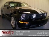 2005 Black Ford Mustang GT Premium Coupe #59319801