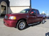 2003 Ford F150 STX SuperCab Data, Info and Specs