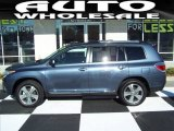 2012 Shoreline Blue Pearl Toyota Highlander Limited #59319750