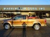 2011 Golden Bronze Metallic Ford F150 Lariat SuperCab #59319738