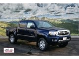 2012 Nautical Blue Metallic Toyota Tacoma V6 TRD Double Cab 4x4 #59319481