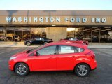 2012 Race Red Ford Focus SE Sport 5-Door #59319731