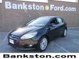 2012 Tuxedo Black Metallic Ford Focus SEL 5-Door #59319440