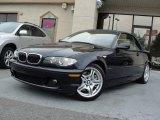2006 Black Sapphire Metallic BMW 3 Series 330i Convertible #59319713