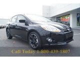 2012 Tuxedo Black Metallic Ford Focus SE Sport 5-Door #59319698