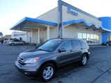 2011 Polished Metal Metallic Honda CR-V EX-L 4WD #59319894