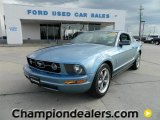 2006 Windveil Blue Metallic Ford Mustang V6 Premium Coupe #59359972