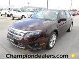 2012 Bordeaux Reserve Metallic Ford Fusion SE #59359964