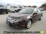 2012 Bordeaux Reserve Metallic Ford Fusion SE #59359961