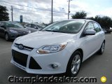 2012 Oxford White Ford Focus SE Sport 5-Door #59359959