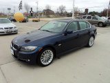 2011 Deep Sea Blue Metallic BMW 3 Series 335i Sedan #59360149