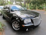 2008 Brilliant Black Crystal Pearl Chrysler 300 C HEMI AWD #59360044