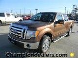 2011 Golden Bronze Metallic Ford F150 XLT SuperCrew #59359949
