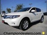 2010 Glacier White Pearl Nissan Murano S #59360037