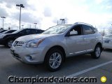 2012 Brilliant Silver Nissan Rogue SV #59360025