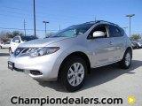 2012 Brilliant Silver Nissan Murano SV #59360023