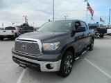 2012 Magnetic Gray Metallic Toyota Tundra Texas Edition CrewMax #59360122