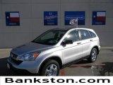 2009 Alabaster Silver Metallic Honda CR-V LX #59359915