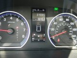 2009 Honda CR-V LX Gauges
