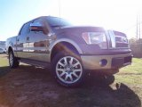 2012 Golden Bronze Metallic Ford F150 King Ranch SuperCrew 4x4 #59360090