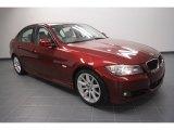 2011 Vermillion Red Metallic BMW 3 Series 328i Sedan #59375802