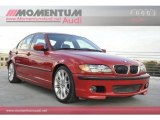 2005 Imola Red BMW 3 Series 330i Sedan #59375990