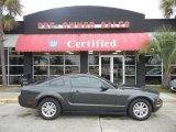 2007 Alloy Metallic Ford Mustang V6 Deluxe Coupe #59375574
