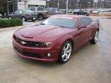 2010 Red Jewel Tintcoat Chevrolet Camaro SS Coupe #59375773